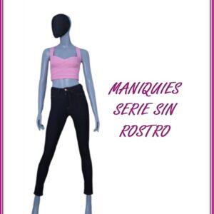 Maniquies serie sin Rostro