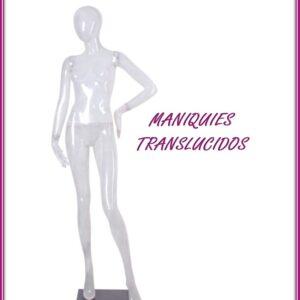 Maniquíes Translucidos