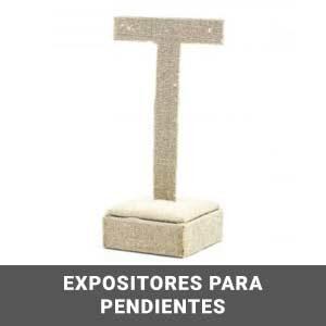 Expositores Pendientes