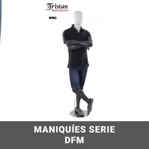 Maniquíes serie DFM