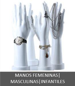 Manos femeninas- masculinas e infantiles