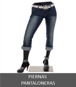 Piernas pantaloneras